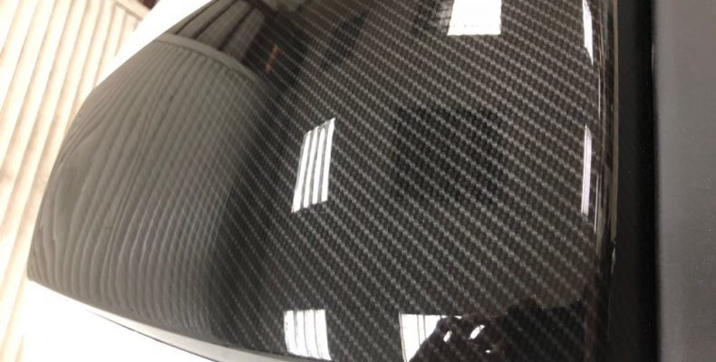 BMW 850 под карбон аквапринт под дерево и под алюминий (11)
