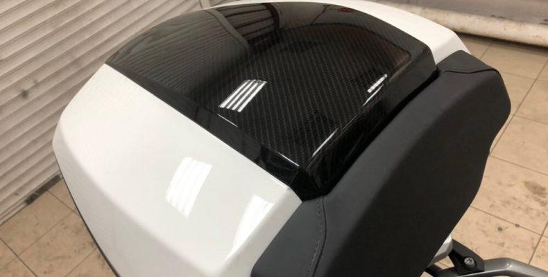 BMW 850 под карбон аквапринт под дерево и под алюминий (12)