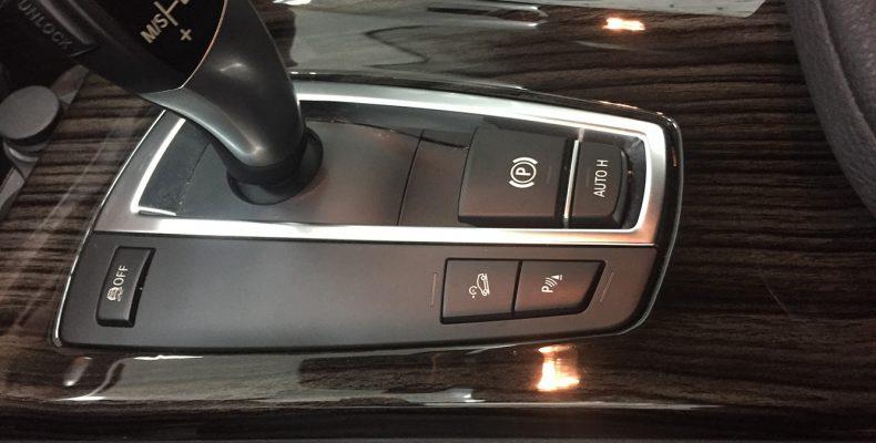 BMW X3 2015 аквапринт салона (3)