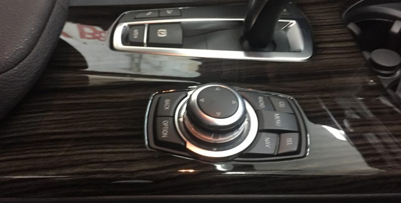 BMW X3 2015 аквапринт салона (7)