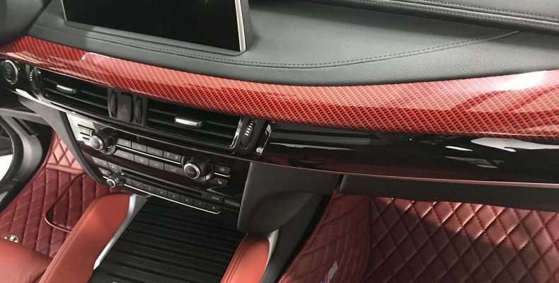 BMW X6 2016 год (13)