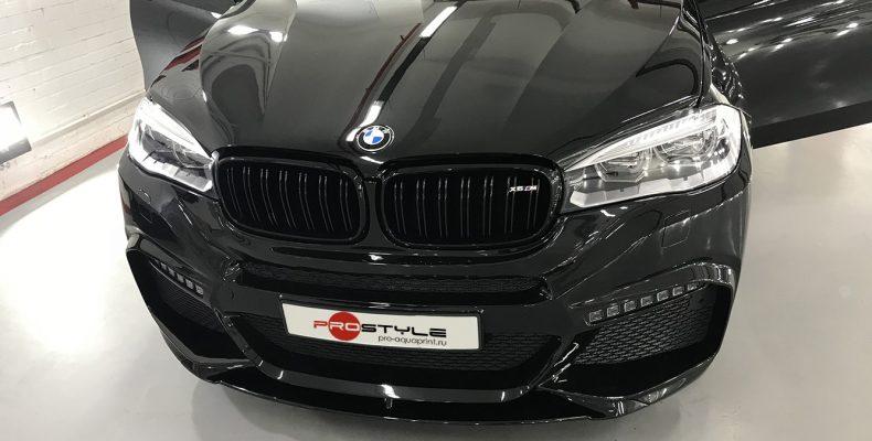 BMW X6 2016 год (14)