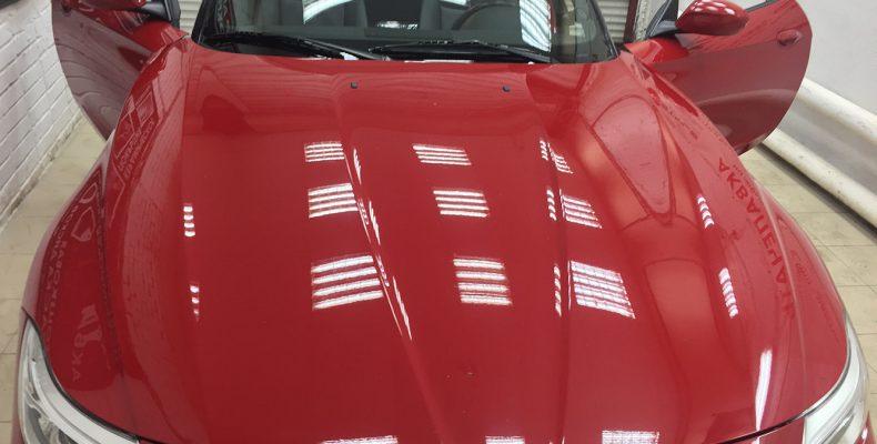 тюнинг автомобиля BMW Z4 2011