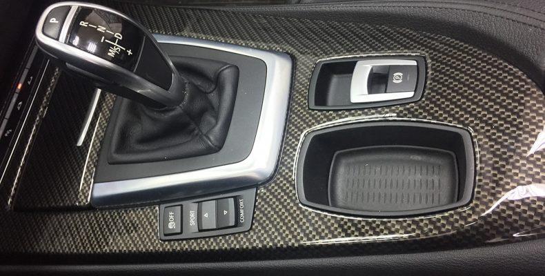аквапечать на машину BMW Z4 2011