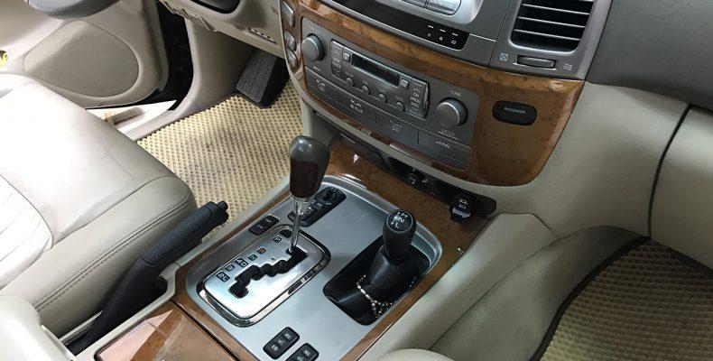 Lexus LS470 2011 аквапринт салона (1)