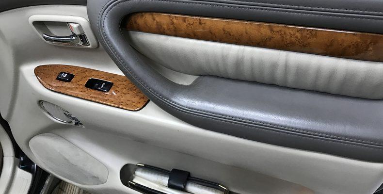 аквапринт коричневый для Lexus LS470