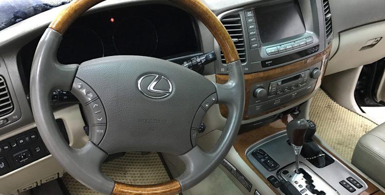 Lexus LS470 2011 аквапринт салона (3)