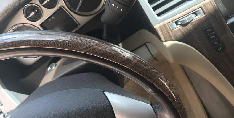 Lincoln Navigator 2015 аквапринт салона