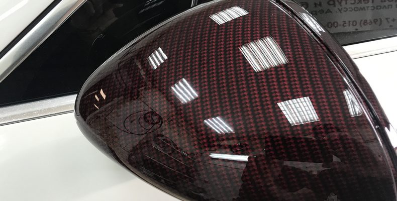 Porsche Panamera Turbo аквапринт (зеркала, диски, капот, пороги, жабры, спойлер, бампера)