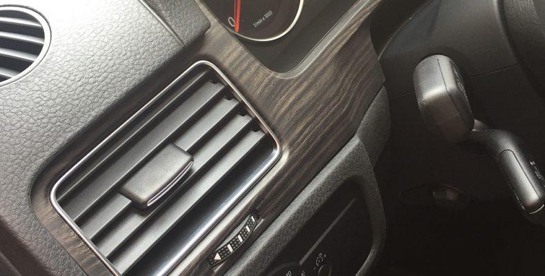 VW Touareg 2017 аквапринт салона